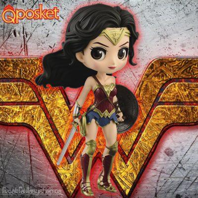 Q Posket Wonder Woman